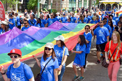 Pride festival Stock Photo