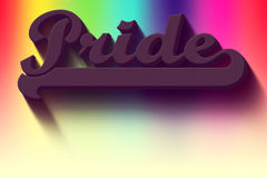 Pride Royalty Free Stock Photo