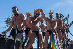Pride of the lesbian, gay, bisexual and transgender People Royalty Free Stock Photo