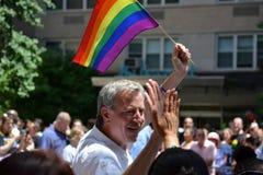 Pride Parade royalty-vrije stock afbeelding