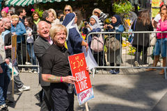Pride Parade 2013, Birmingham Stock Photos