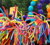 Pride Parade Edmonton 2017 Imagens de Stock Royalty Free