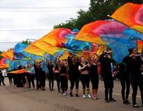 Pride Parade Edmonton 2017 Royalty Free Stock Photos