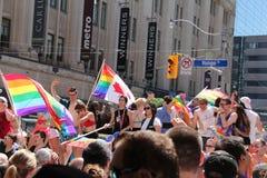 Pride Parade gai F 2013 Images stock