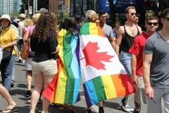 Pride Parade gai G 2013 Photo stock