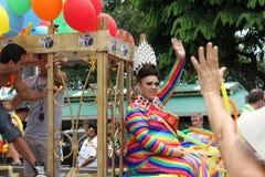 Pride Parade Royalty Free Stock Photography