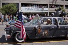 Pride Parade, June 3, 2012. Salt Lake City, Utah royalty free stock image