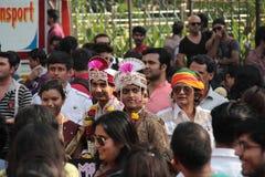 Pride Parade in Mumbai Stock Photo