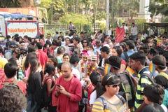 Pride Parade in Mumbai Royalty Free Stock Photos