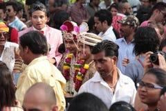 Pride Parade in Mumbai Royalty Free Stock Photography