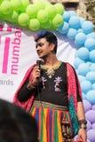 Pride parade  in Mumbai Stock Image