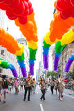 Pride Parade NYC 2011 Royalty Free Stock Image