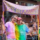 Pride Parade NYC 2011 Stock Photos