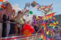 Pride parade Stock Photography