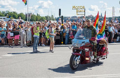 Pride parade Royalty Free Stock Images