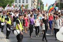 Pride Parade Stock Image