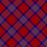 Pride of scotland autumn tartan seamless background diagonal  Stock Photo