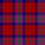 Pride of scotland autumn tartan texture seamless background Stock Photos