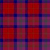 Pride of scotland autumn tartan texture seamless background Stock Photos