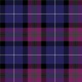 Pride of scotland tartan fabric texture pattern seamless Royalty Free Stock Photo