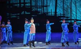 "The pride of the sea-Dance drama ""The Dream of Maritime Silk Road"" Stock Photos"