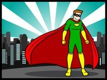 Pride Superhero Stockbilder