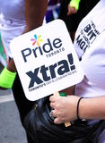 Pride Toronto Royalty Free Stock Images