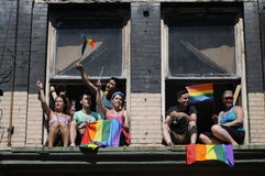 Pride Toronto Royalty Free Stock Photography