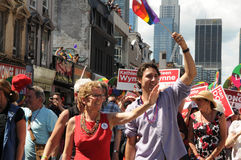Pride 2014 Stock Photography