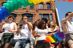 Pride 2014 Stock Photo