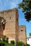 Priego de Κόρδοβα κάστρο Στοκ εικόνες με δικαίωμα ελεύθερης χρήσης