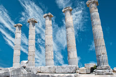Priene Stock Photo