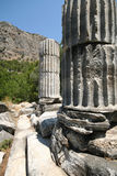 Priene ruins Royalty Free Stock Images