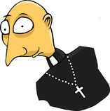 Priest Royalty Free Stock Photo
