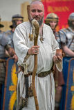 Priest dac shows the ancients costum and rituals Stock Photo