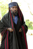 The priest from the Ethiopian orthodox church. Royalty Free Stock Photo