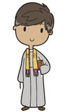Priest  Royalty Free Stock Photo