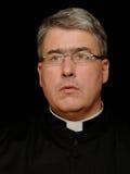 Priest portrait stock images