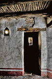 Priest Quarters Mission San Jose Royalty Free Stock Image