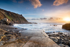 Priest's Cove Royalty Free Stock Photography