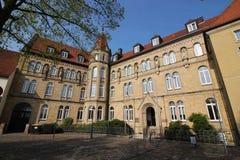 A priest seminary. In Osnabrück Royalty Free Stock Photos
