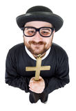 Priest Stock Photography