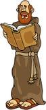 Priester vector illustratie