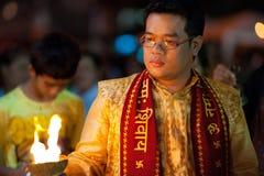 Priester Royalty-vrije Stock Fotografie