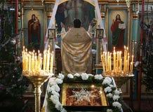 priester Stockbild