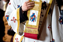 Priester royalty-vrije stock foto's