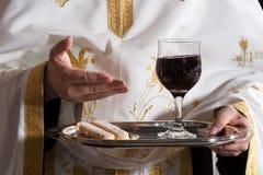 Priester stockfotos