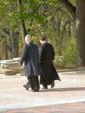 Priesters Royalty-vrije Stock Afbeeldingen