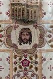 Priestersgewaad royalty-vrije stock foto