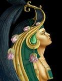 Priestess Royalty-vrije Stock Foto's